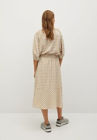 Mango - PICNIC - Maxi skirt - beige - 2