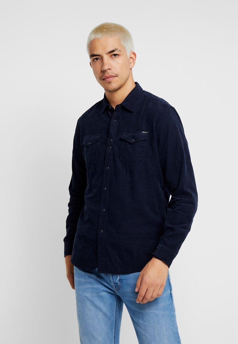 Replay - Shirt - blue