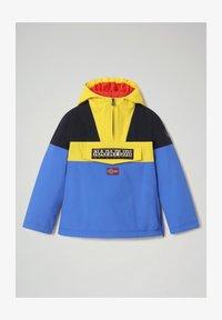 Napapijri - RAINFOREST COLOUR BLOCK - Light jacket - blue dazzling - 0