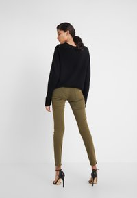 7 for all mankind - Jeans Skinny Fit - army - 2