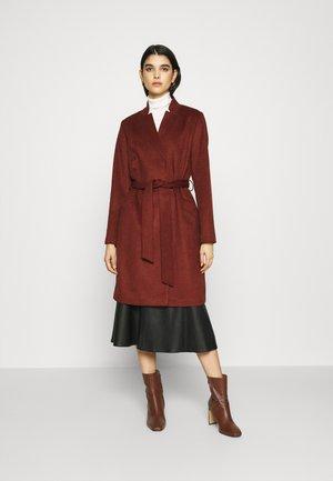 SLFMELLA COAT - Cappotto classico - bordeaux