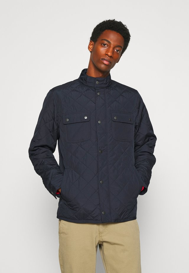 QUILTED JACKET - Light jacket - new classic navy