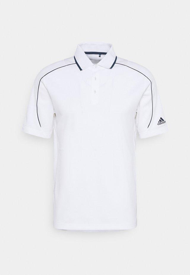 NO SHOW - Poloshirt - white