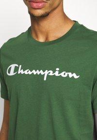 Champion - 2PACK CREW NECK - T-shirt print - grey - 6