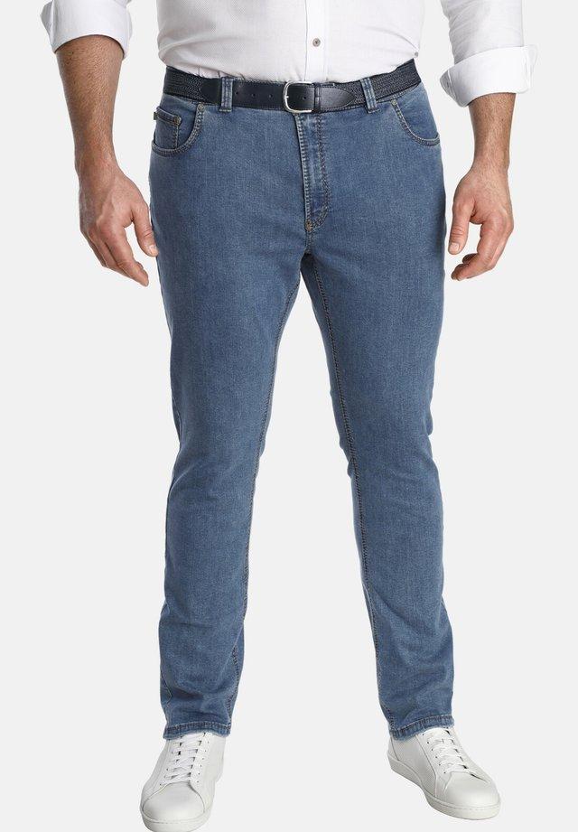 BARON OTIS - Slim fit jeans - blue