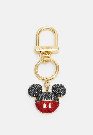 MINNIE & MICKEY BAG CHARM - Sleutelhanger - gold-coloured