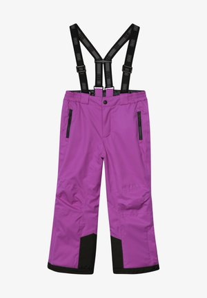 Snow pants - purple