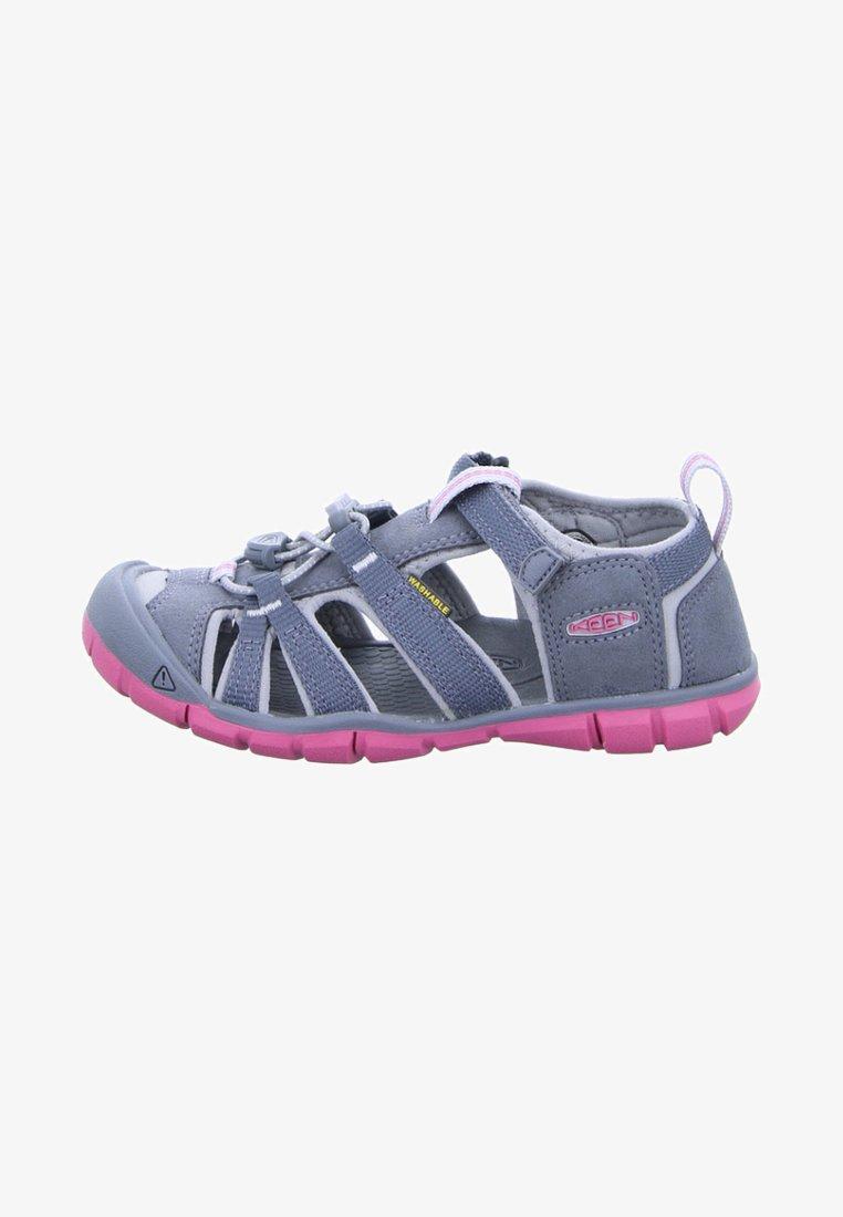 Keen - SEACAMP - Sandals - grey/rose