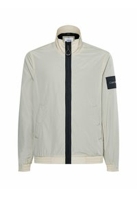 Calvin Klein - CRINKLE EASY  - Light jacket - off-white - 9