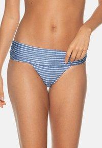 CIA MARÍTIMA - NÁUTICA - Bikini bottoms - blue - 0