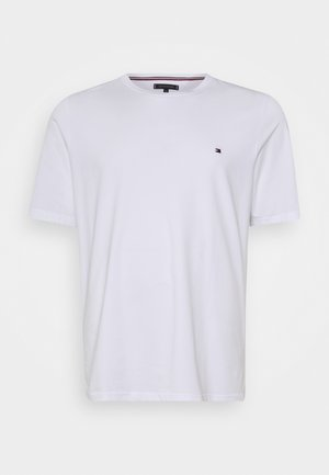 CORE STRETCH CNECK TEE - Basic T-shirt - white