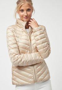 Next - Winter jacket - off-white - 0