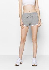 Champion - SHORTS - Sports shorts - grey - 0
