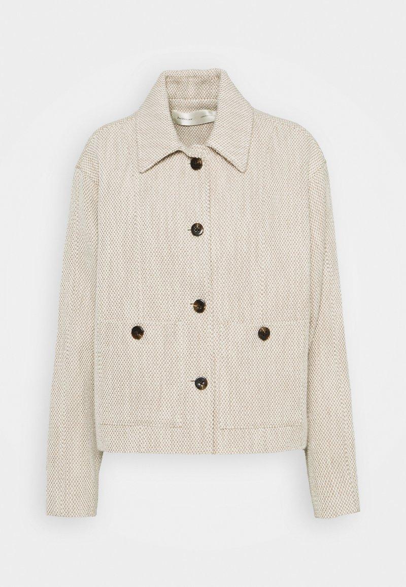 InWear - LAMAR JACKET - Summer jacket - neutral melange