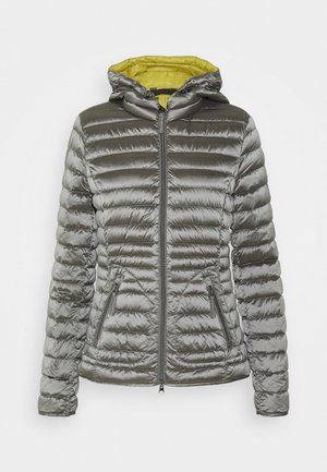 Down jacket - charcoal gray