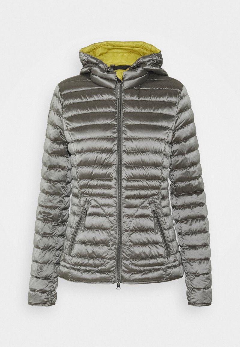 Cartoon - Down jacket - charcoal gray