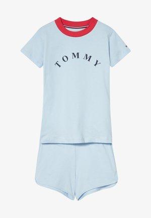 SET - Pyžamová sada - blue