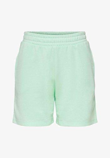 Tracksuit bottoms - brook green