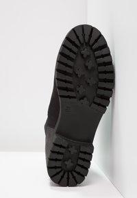 Anna Field - Kotníkové boty na platformě - black - 4