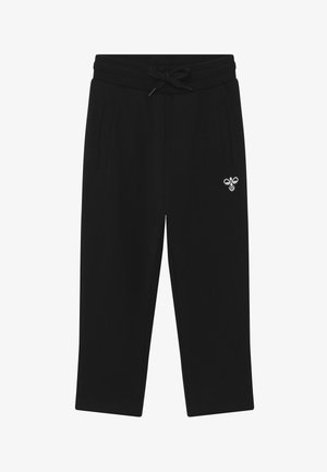 UNO - Tracksuit bottoms - black