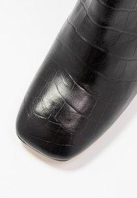Jonak - VERSA - Højhælede støvletter - noir - 2