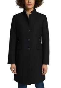 Esprit - Classic coat - black - 4