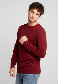 Esprit - Trui - dark red - 0