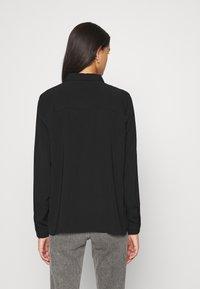 JDY - JDYLION - Button-down blouse - black - 2