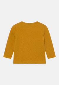 Sense Organics - YURI BABY WRAP UNISEX - Cardigan - mustard - 1