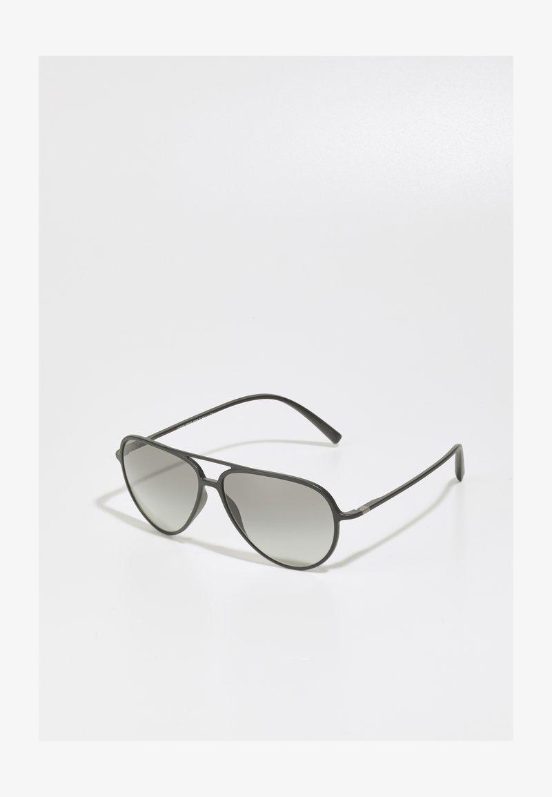 Giorgio Armani - Sunglasses - matte black