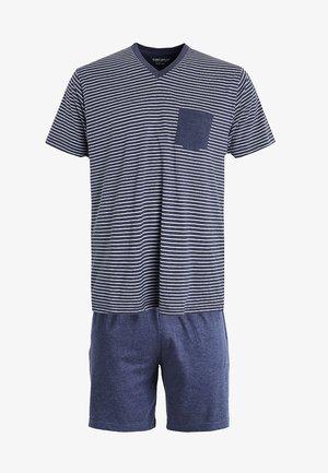 Pyjama set - melange garden