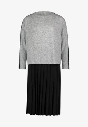 Day dress - noir/gris