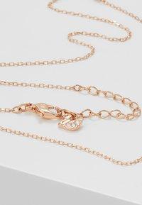 Swarovski - SUNSHINE NECKLACE - Ketting - rose gold-coloured/transparent - 2