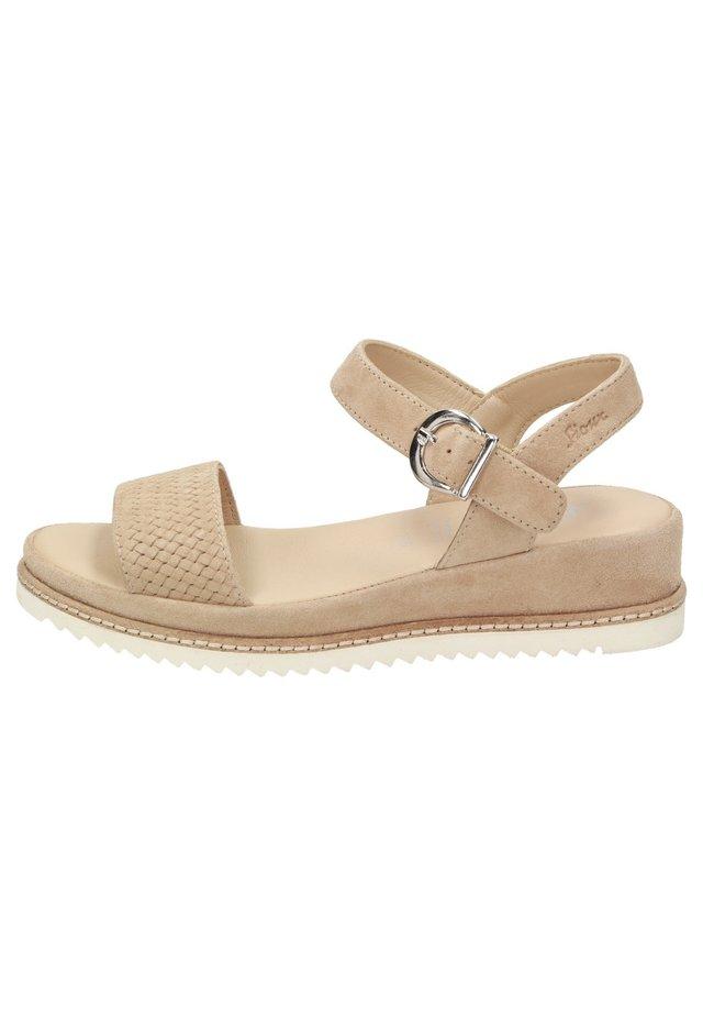ACHARA - Sandals - beige