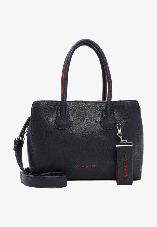 PHILLY - Handbag - blue/red