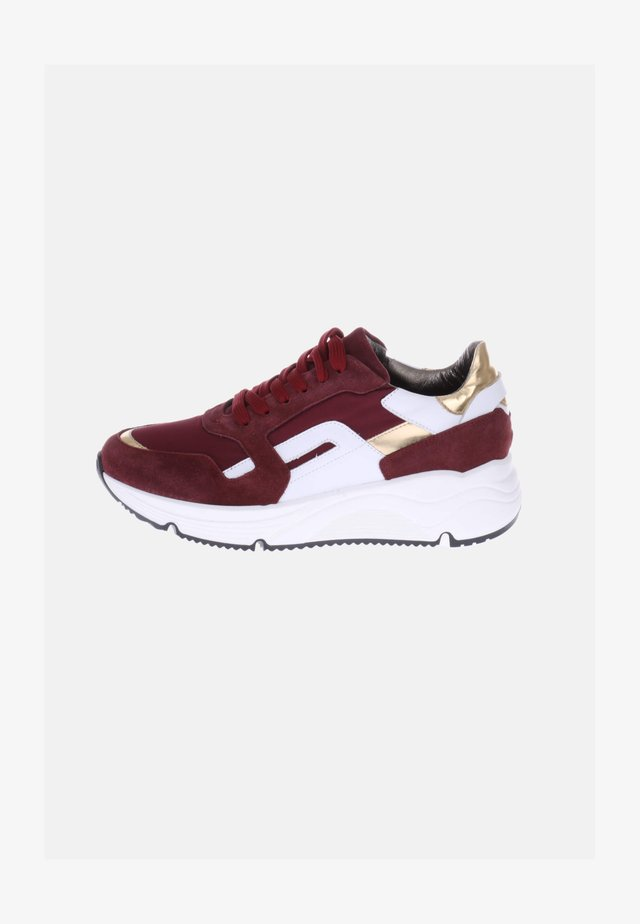 D1977 - Sneakers laag - rot