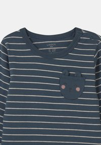 Lindex - POCKET DETAIL UNISEX - Body - dusty blue - 2