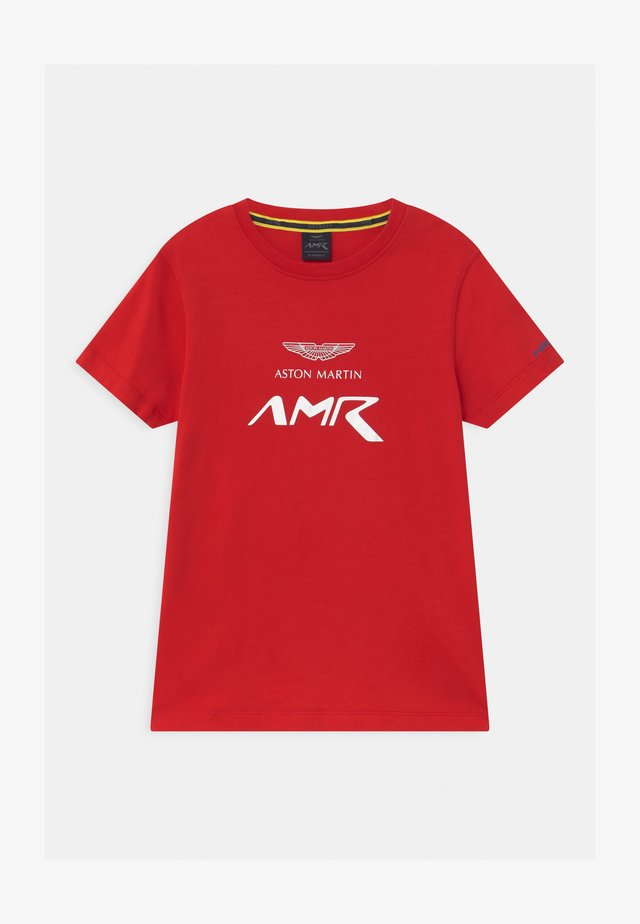 WINGS - Camiseta estampada - red