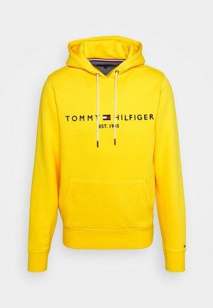 LOGO HOODY - Hoodie - yellow