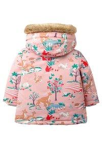 Boden - Winter coat - bunt, waldszene - 1
