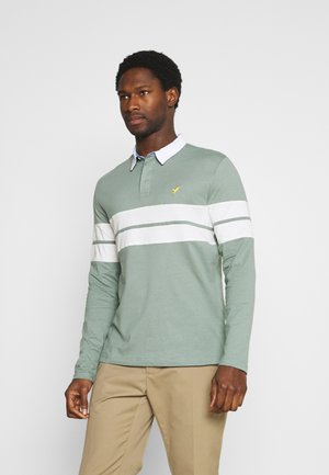 Polo shirt - light green