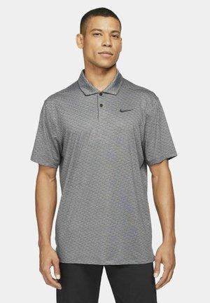 Poloshirts - dark smoke grey/black