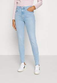 Levi's® - 721 HIGH RISE SKINNY - Jeans Skinny Fit - rio luminary - 0
