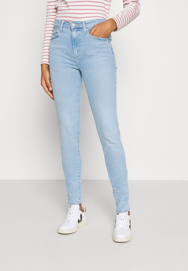 721 HIGH RISE SKINNY - Jeans Skinny Fit - rio luminary