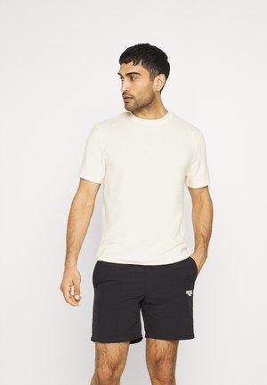 ABEL - T-shirt con stampa - snow white