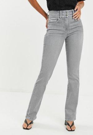 Bootcut jeans - grey