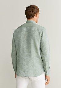 Mango - AVISPA - Shirt - green - 2