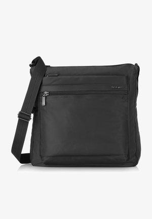 INNER CITY FANZINE - Across body bag - black