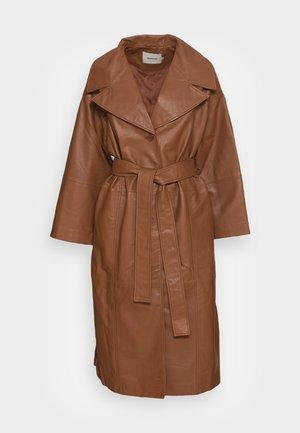 OLGA COAT - Classic coat - beige