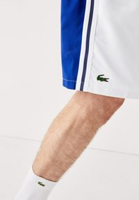 Lacoste Sport - GH2105 - Short de sport - blanc  bleu - 4